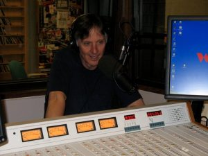 Rick at Radio Station 3